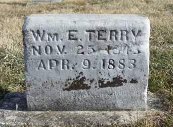 TERRY, WILLIAM ELMORE - Madison County, Iowa | WILLIAM ELMORE TERRY