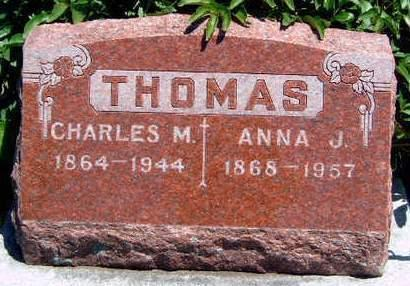 THOMAS, ANNA JANE - Madison County, Iowa | ANNA JANE THOMAS