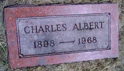 THOMAS, CHARLES ALBERT - Madison County, Iowa | CHARLES ALBERT THOMAS