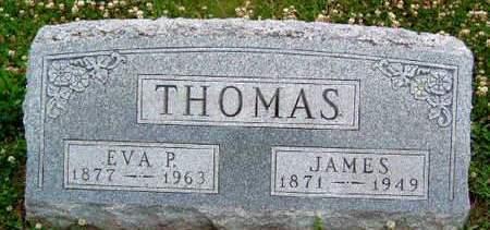 THOMAS, EVA PEARL - Madison County, Iowa | EVA PEARL THOMAS