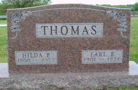 THOMAS, EARL EVERETT - Madison County, Iowa | EARL EVERETT THOMAS