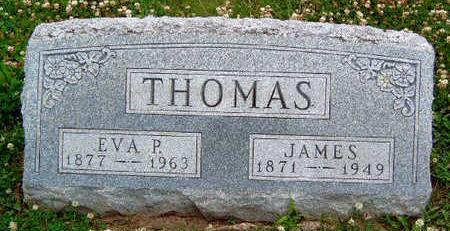THOMAS, JAMES - Madison County, Iowa | JAMES THOMAS