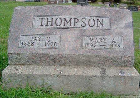 THOMPSON, J. C. - Madison County, Iowa | J. C. THOMPSON