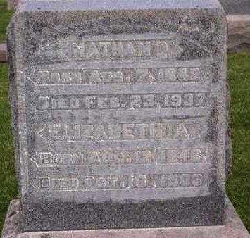 THOMPSON, ELIZABETH ANN - Madison County, Iowa | ELIZABETH ANN THOMPSON