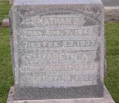 THOMPSON, NATHAN DIXON - Madison County, Iowa | NATHAN DIXON THOMPSON