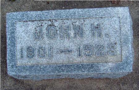 THOMSEN, JOHN HENRY - Madison County, Iowa | JOHN HENRY THOMSEN