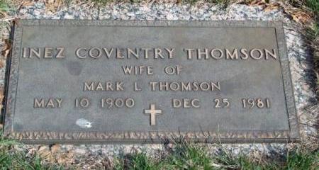 THOMSON, INEZ - Madison County, Iowa | INEZ THOMSON