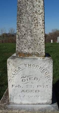 THORNBURG, DELILA - Madison County, Iowa | DELILA THORNBURG