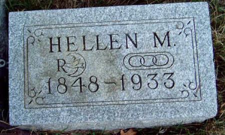 TICKNOR, HELLEN MABEL - Madison County, Iowa | HELLEN MABEL TICKNOR