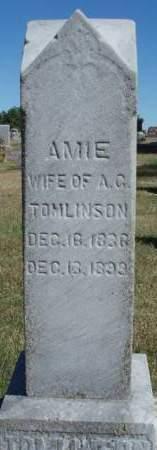 TOMLINSON, AMIE - Madison County, Iowa | AMIE TOMLINSON