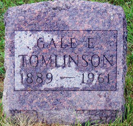 TOMLINSON, GALE ELSWORTH - Madison County, Iowa   GALE ELSWORTH TOMLINSON