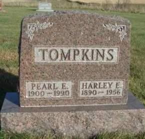 TOMPKINS, HARLEY EUGENE - Madison County, Iowa | HARLEY EUGENE TOMPKINS
