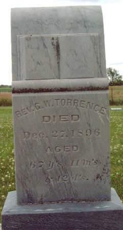 TORRENCE, GEORGE WATT, REV. - Madison County, Iowa | GEORGE WATT, REV. TORRENCE