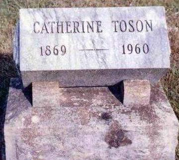 TOSON, CATHERINE - Madison County, Iowa | CATHERINE TOSON