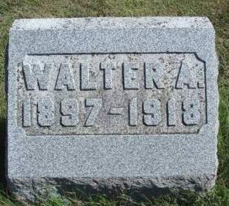 TOUGH, WALTER ALONZO - Madison County, Iowa   WALTER ALONZO TOUGH