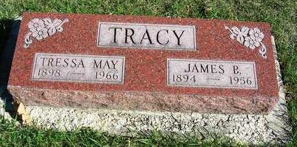 TRACY, JAMES B. - Madison County, Iowa | JAMES B. TRACY