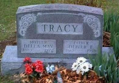 TRACY, DELLA MAY - Madison County, Iowa | DELLA MAY TRACY