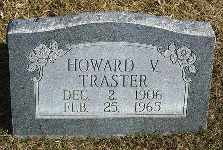 TRASTER, HOWARD VERNON - Madison County, Iowa | HOWARD VERNON TRASTER