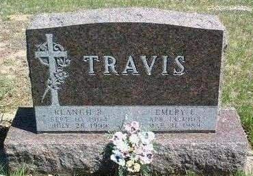 TRAVIS, BLANCHE R. - Madison County, Iowa   BLANCHE R. TRAVIS