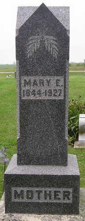 TRAVIS, MARY ELIZABETH - Madison County, Iowa | MARY ELIZABETH TRAVIS