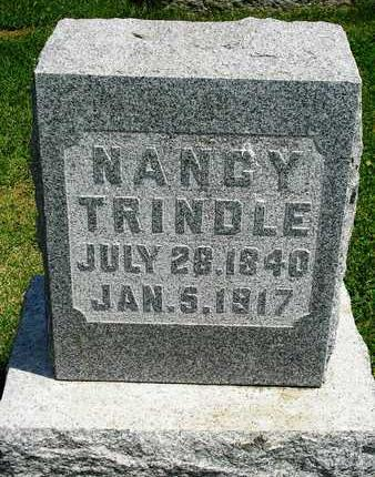 TRINDLE, NANCY CATHERINE - Madison County, Iowa | NANCY CATHERINE TRINDLE