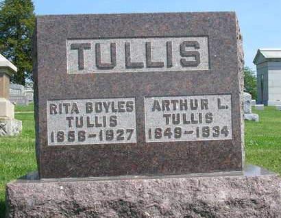 TULLIS, MARIAH