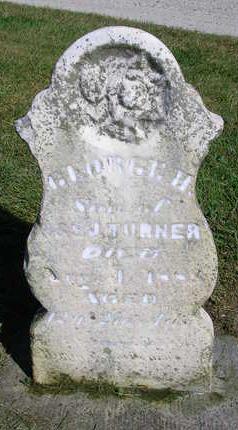 TURNER, GEORGE H. - Madison County, Iowa   GEORGE H. TURNER