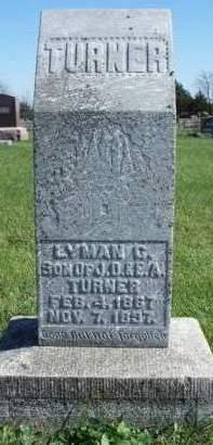 TURNER, LYMAN CLARK - Madison County, Iowa   LYMAN CLARK TURNER