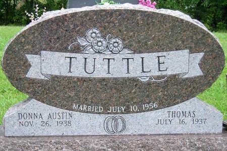 TUTTLE, THOMAS - Madison County, Iowa   THOMAS TUTTLE