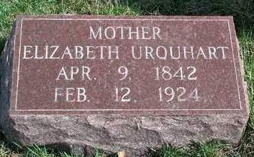 URQUHART, ELIZABETH - Madison County, Iowa | ELIZABETH URQUHART