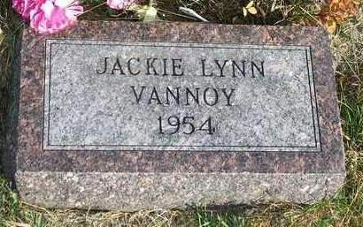 VANNOY, JACKIE LYNN - Madison County, Iowa | JACKIE LYNN VANNOY