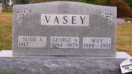 VASEY, ALOVA MAY - Madison County, Iowa | ALOVA MAY VASEY