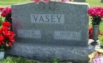 VASEY, IVAN ALBERT - Madison County, Iowa | IVAN ALBERT VASEY