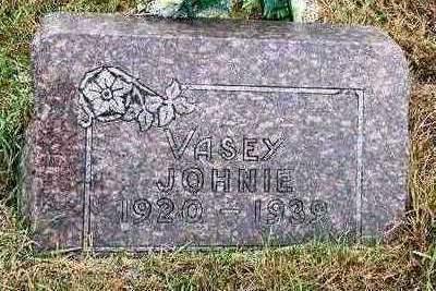 VASEY, JOHN