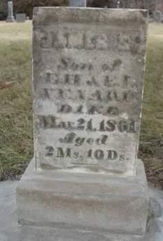 VENARD, JAMES S. - Madison County, Iowa | JAMES S. VENARD