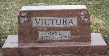 VICTORA, CARL - Madison County, Iowa   CARL VICTORA