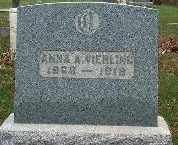 VIERLING, ANNA ALICE - Madison County, Iowa | ANNA ALICE VIERLING