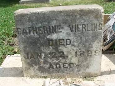 VIERLING, CATHERINE W. - Madison County, Iowa | CATHERINE W. VIERLING
