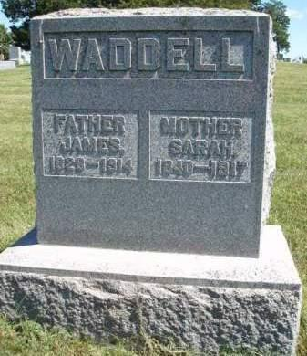 WADDELL, SARAH - Madison County, Iowa | SARAH WADDELL