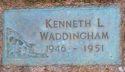 WADDINGHAM, KENNETH L. - Madison County, Iowa | KENNETH L. WADDINGHAM