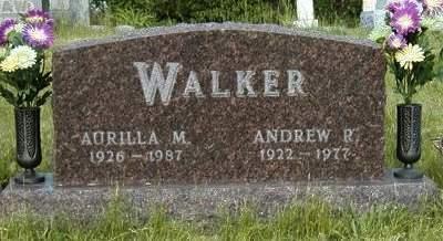 WALKER, AURILLA MAY - Madison County, Iowa | AURILLA MAY WALKER