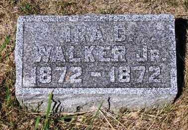WALKER, IRA COLUMBUS, JR. - Madison County, Iowa | IRA COLUMBUS, JR. WALKER