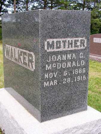 WALKER, JOANNA GRAHAM - Madison County, Iowa | JOANNA GRAHAM WALKER