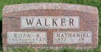 WALKER, NATHANIEL M. - Madison County, Iowa | NATHANIEL M. WALKER