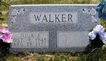 WALKER, NICK J. - Madison County, Iowa | NICK J. WALKER