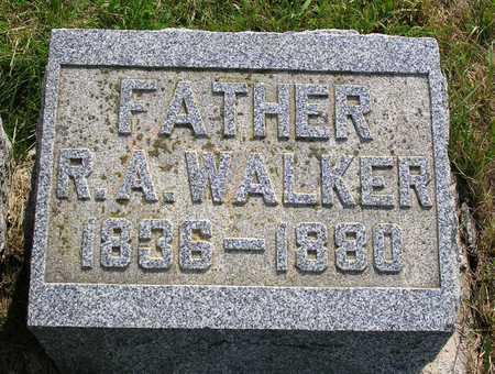 WALKER, ROBERT ALLEN - Madison County, Iowa | ROBERT ALLEN WALKER