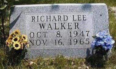 WALKER, RICHARD LEE - Madison County, Iowa | RICHARD LEE WALKER