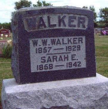 WALKER, WILLIAM WALLACE - Madison County, Iowa | WILLIAM WALLACE WALKER