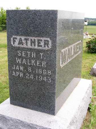 WALKER, SETH THOMAS - Madison County, Iowa | SETH THOMAS WALKER