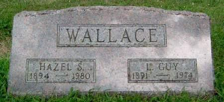 WALLACE, HAZEL SARAH - Madison County, Iowa | HAZEL SARAH WALLACE